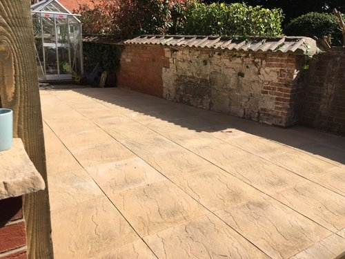 Patio Services in Devizes, Wiltshire