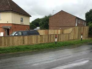 Fencing Services in Devizes, Wiltshire